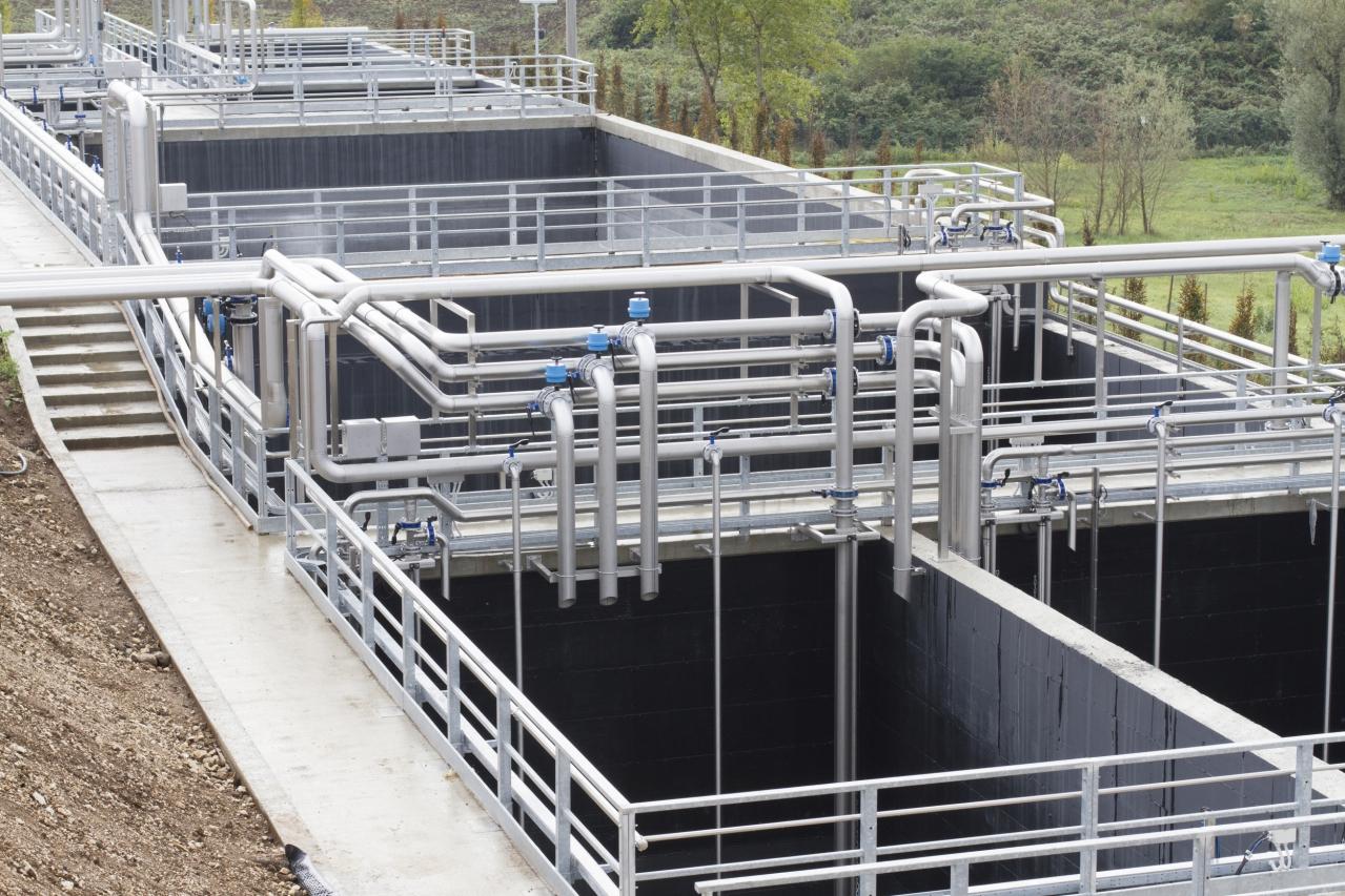 Impianti rifiuti liquidi pericolosi