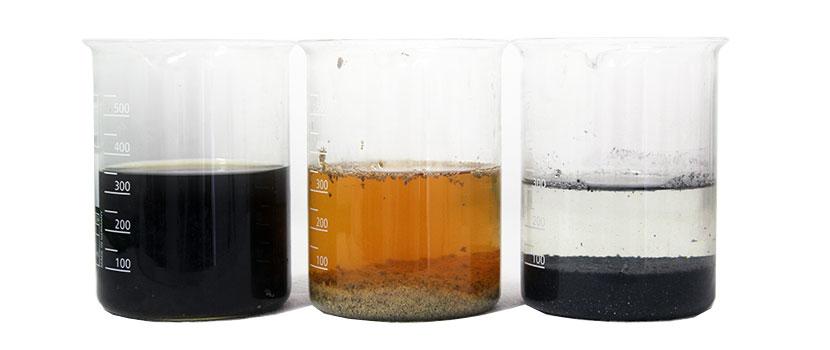 Analisi ambientali - Gestione dei Rifiuti