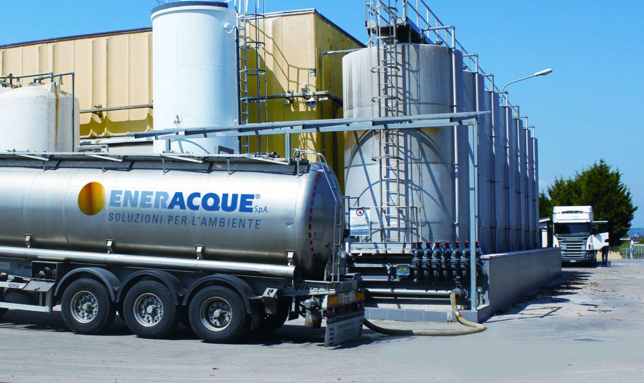 Eneracque SpA, raccolta e trasporto rifiuti