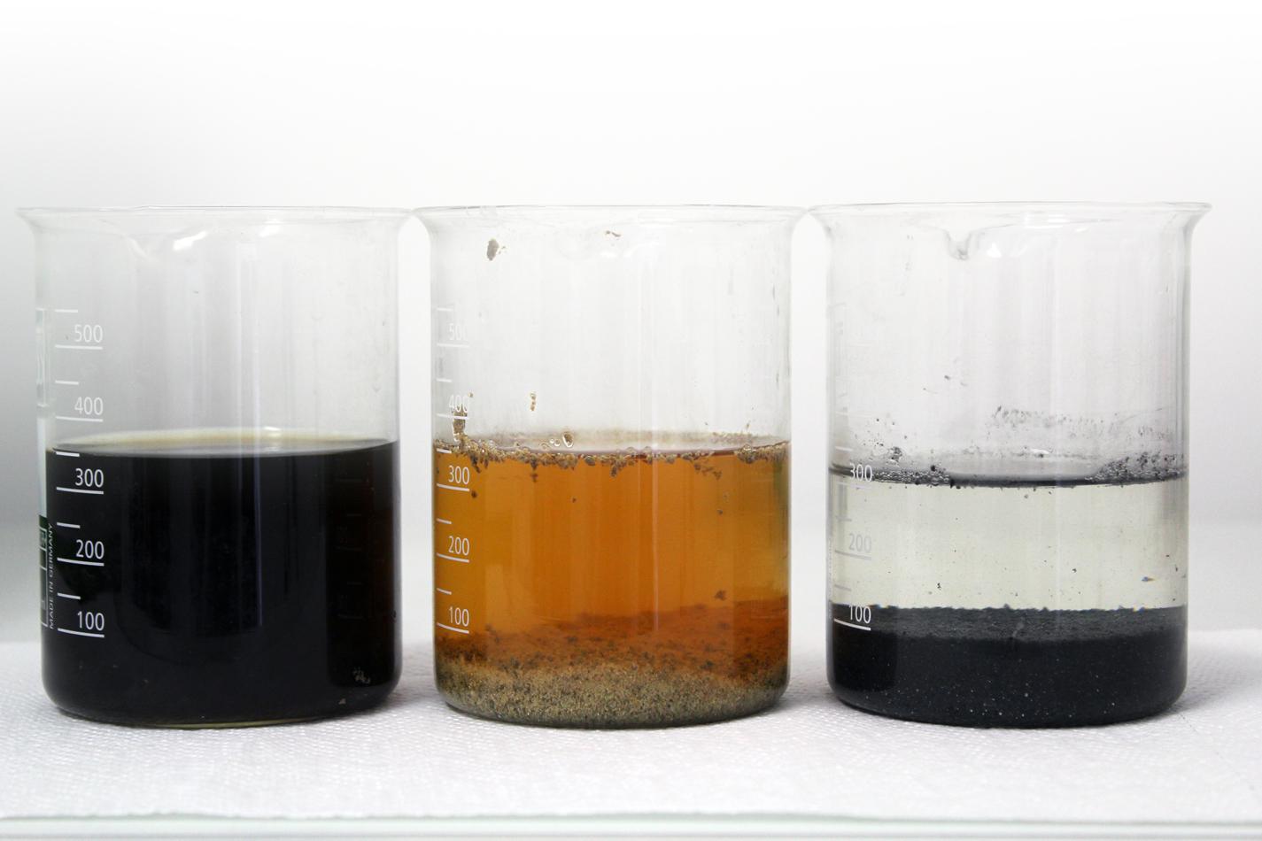 Analisi rifiuti industriali