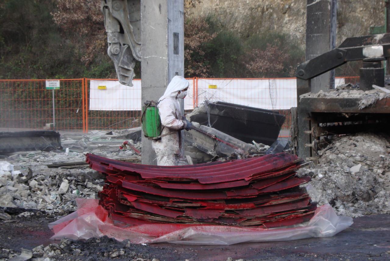 Eneracque SpA, bonifiche da amianto siti industriali
